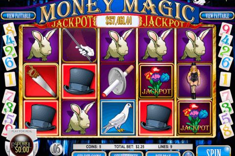 money magic rival automat online