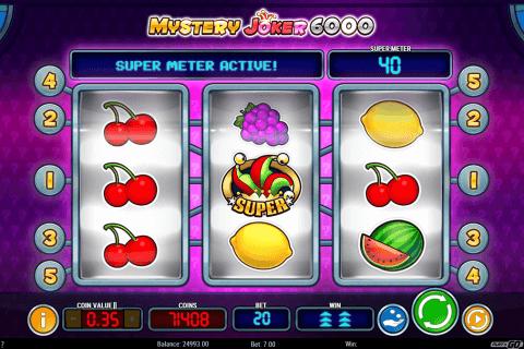 mystery joker  playn go automat online