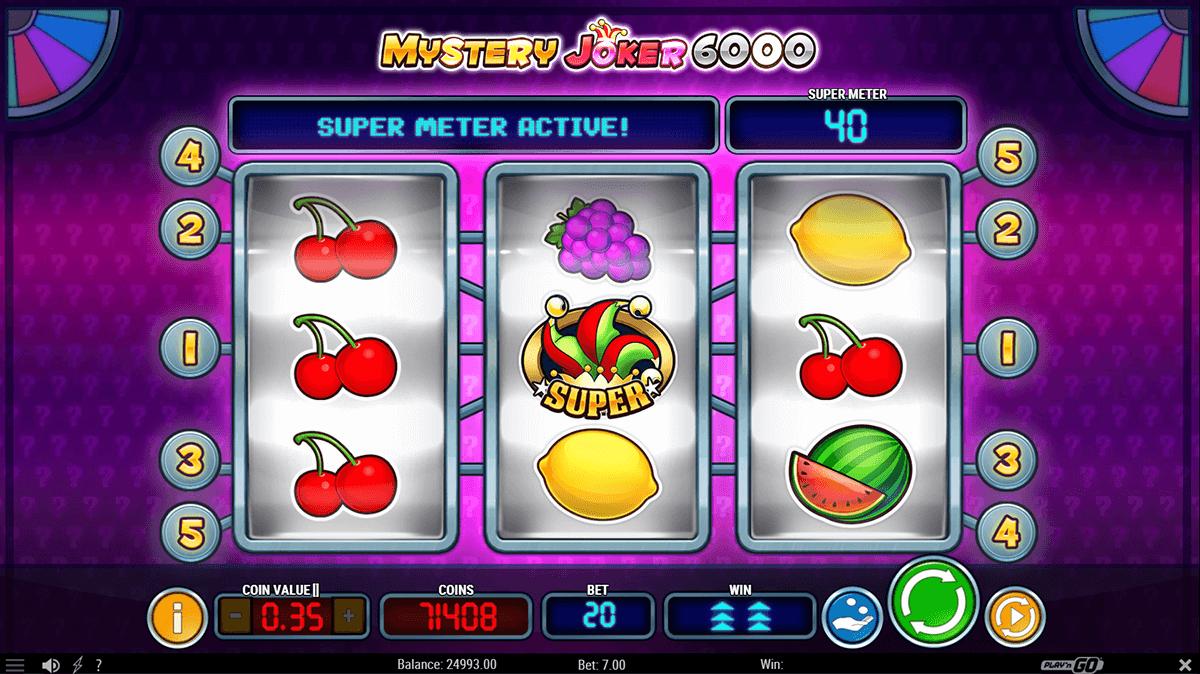 mystery joker 6000 playn go automat online