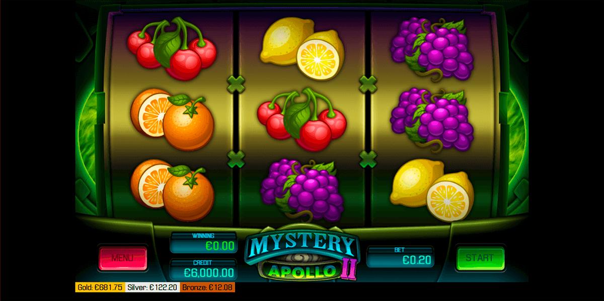 mystery joker apollo games automat online