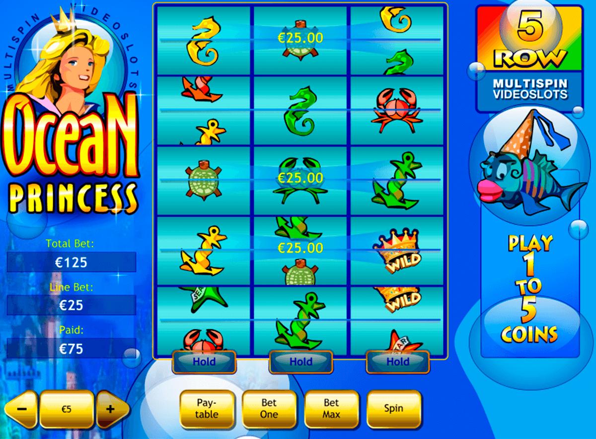 ocean princess playtech automat online