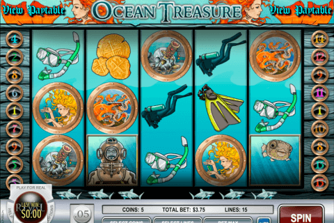 ocean treasure rival automat online