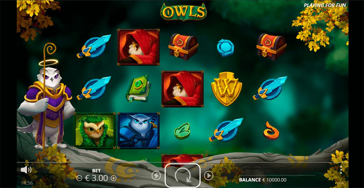 owls nolimit city automat online