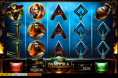 pandora apollo games automat online