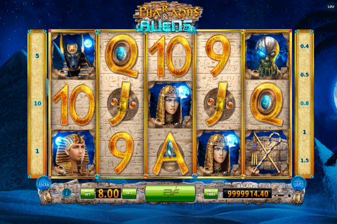 pharaohs and aliens bf games automat online