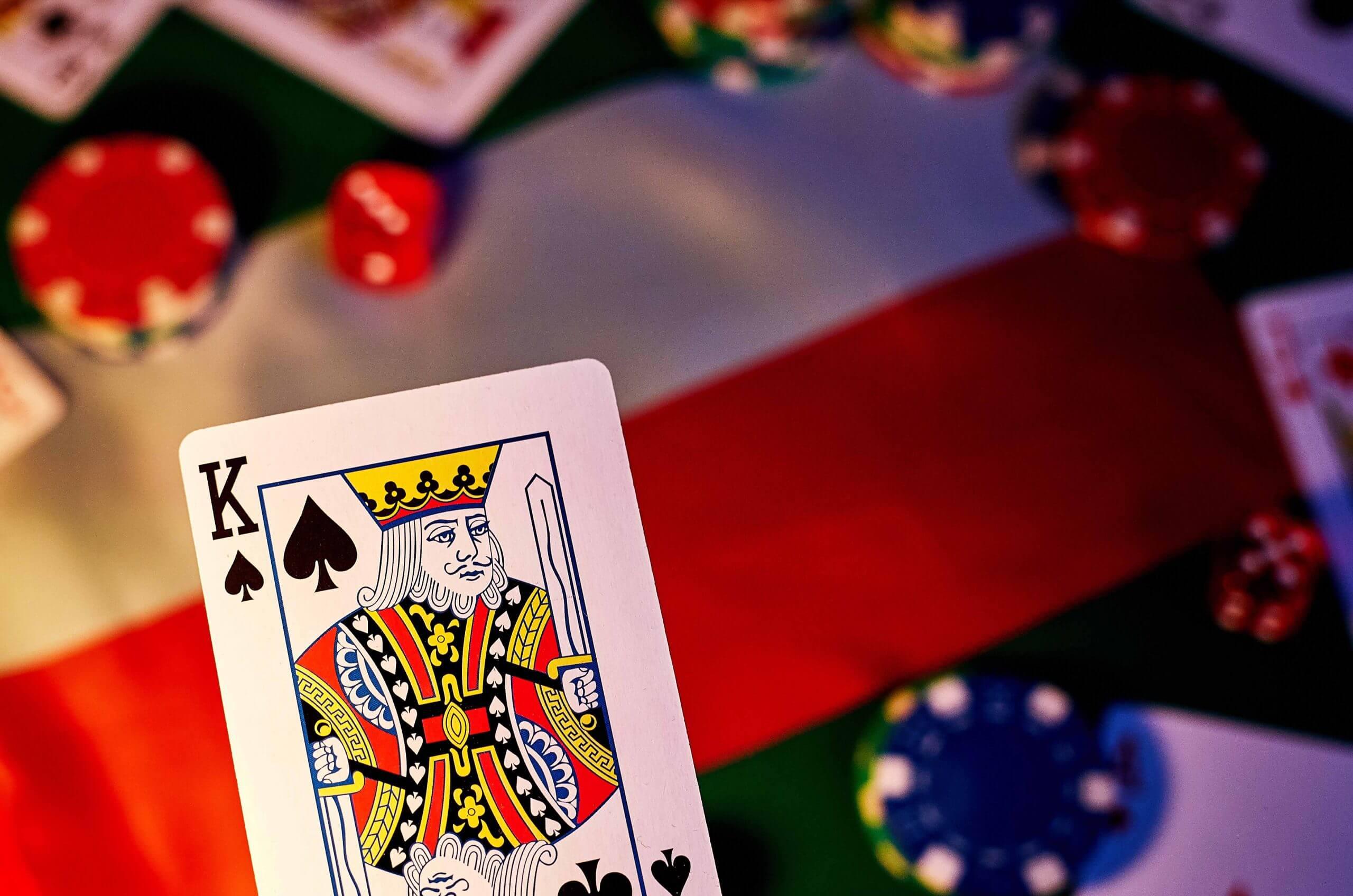 Gambling Poker Casino Card Game Games Poker Set