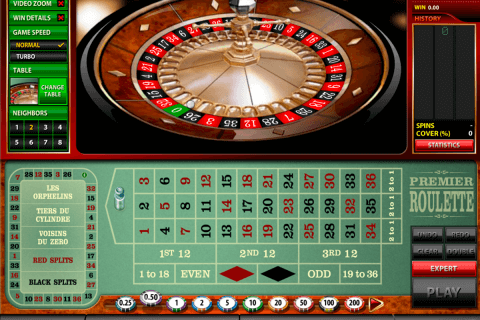 premier roulette microgaming ruletka online