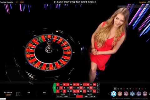 prestige live roulette playtech ruletka online