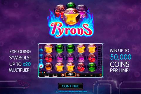 pyrons yggdrasil automat online
