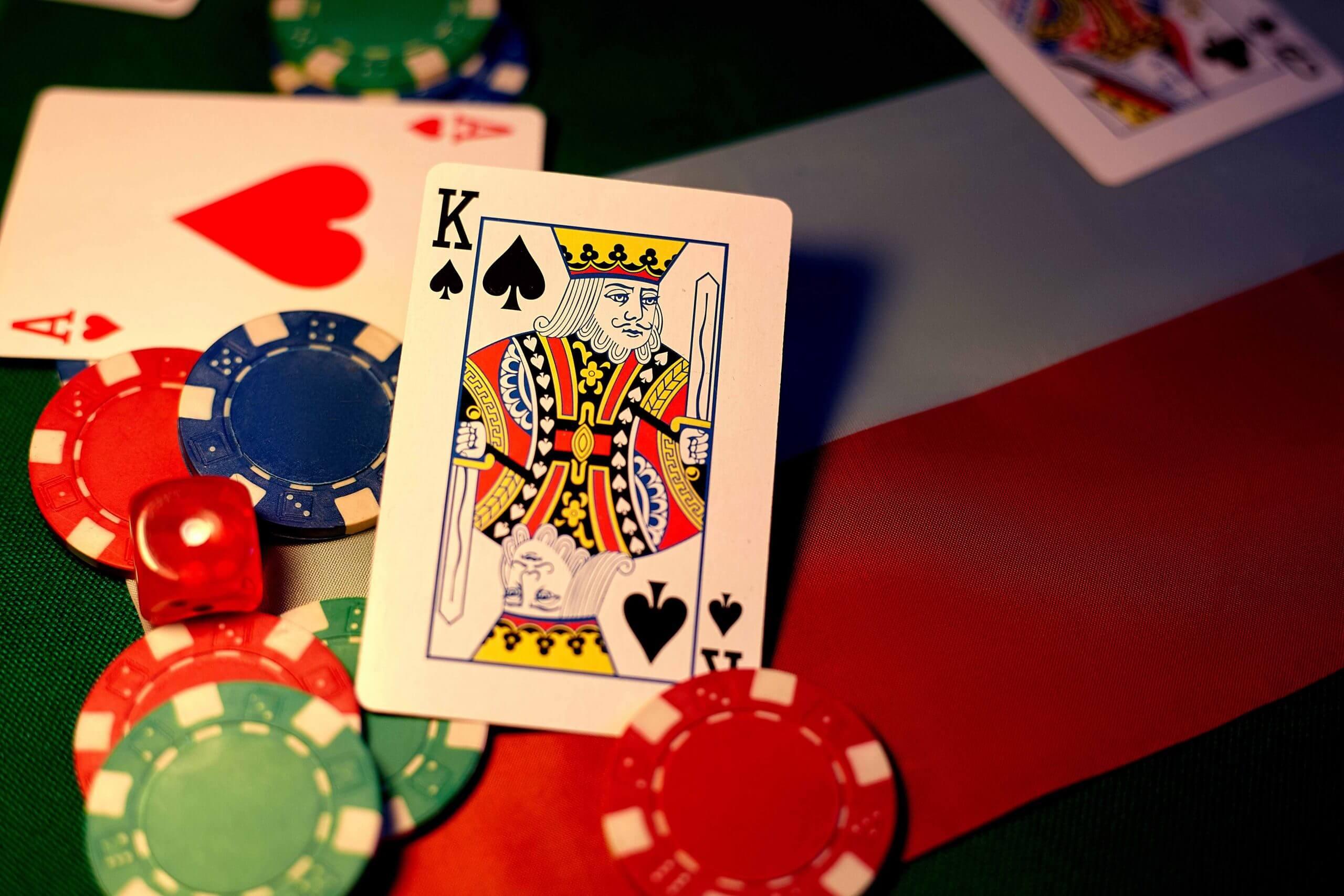 Gambling Poker Card Game Casino Games Poker Set