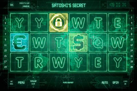 satoshis secret endorphina automat online