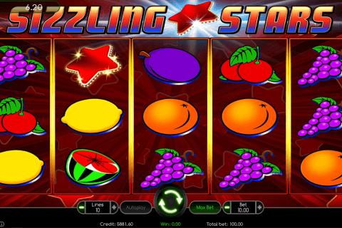 sizzling stars wazdan automat online