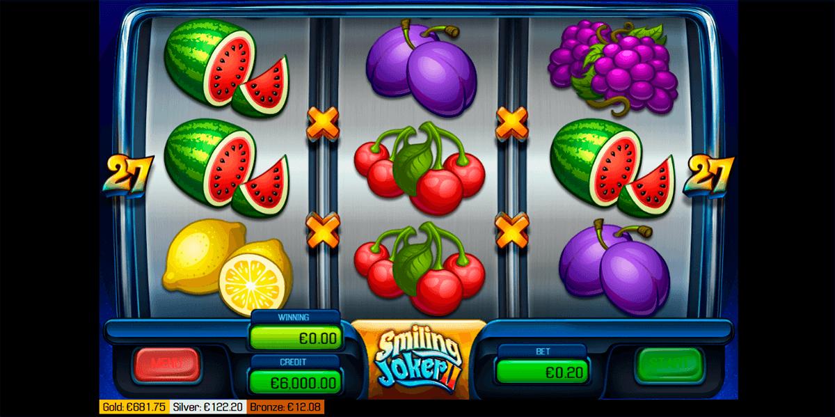 smiling joker 2 apollo games automat online
