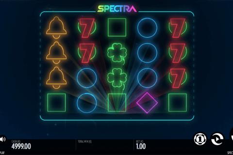 spectra thunderkick automat online