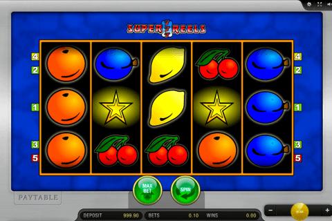 super  reels merkur automat online