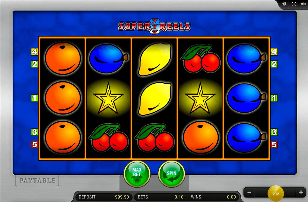 super 7 reels merkur automat online