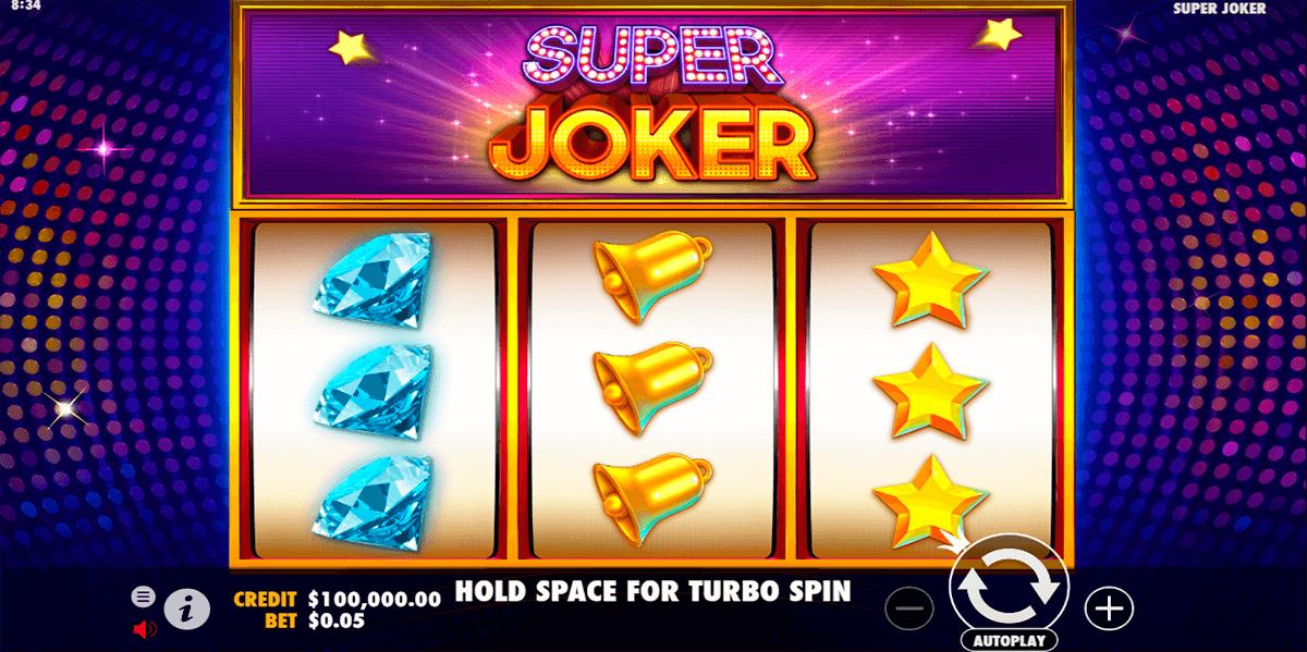super joker pragmatic automat online