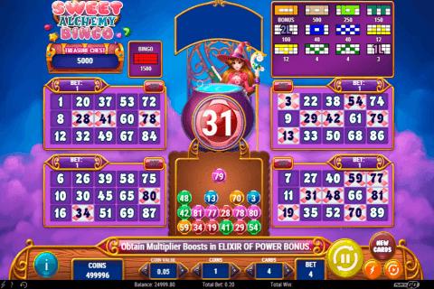 sweet alchemy bingo playn go