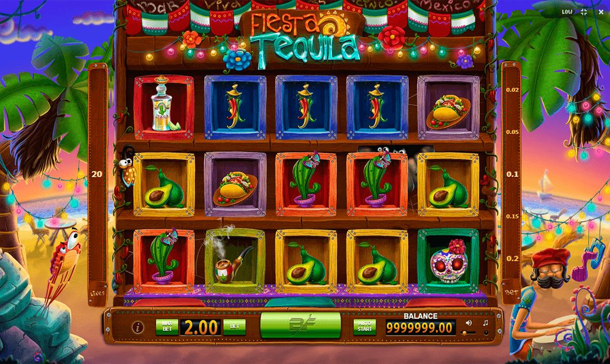 tequila fiesta bf games automat online