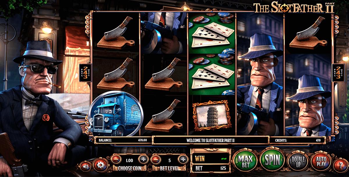 the slotfather ii betsoft automat online