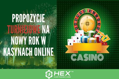 turnieje kasynowe na nowy rok