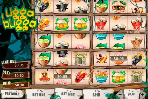 ugga bugga playtech automat online
