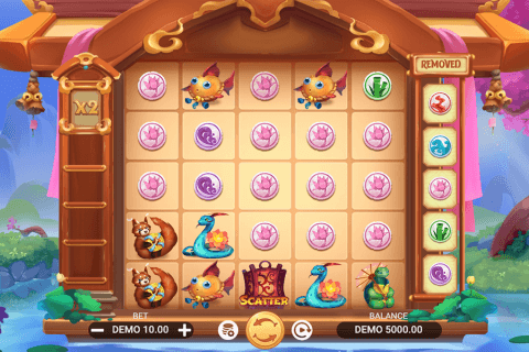valley of dreams evoplay entertainment automat online