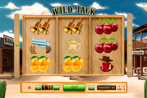 wild jack bf games automat online