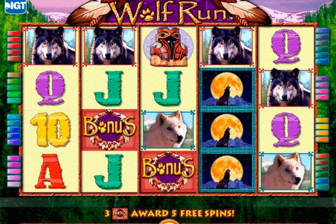wolf run igt automat online