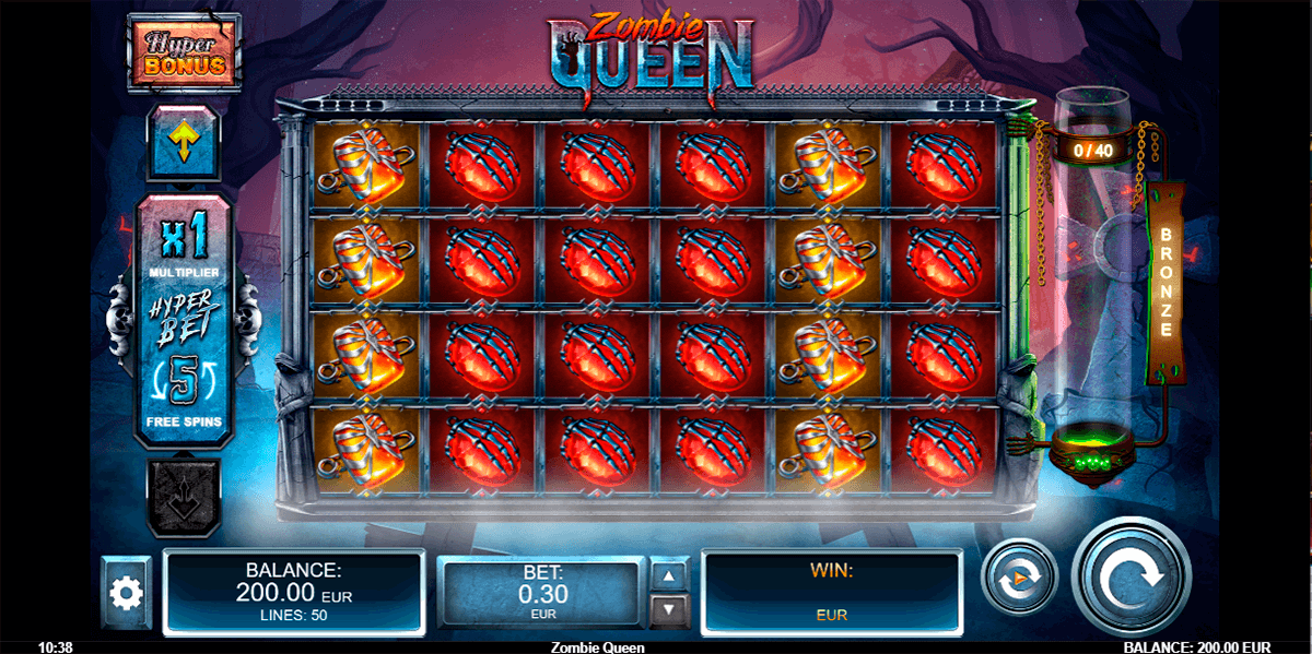 zombie queen kalamba games automat online